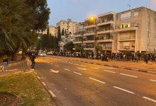 مظاهرات لليوم الرابع على التوالي.. مواجهات عنيفة في الداخل المحتل