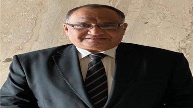 الدكتور رأفت القاضي رئيس اتحاد مفتشي تموين القاهرة،