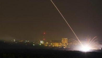 نتنياهو يهرب من صواريخ المقاومة ويدخل الى الملاجئ