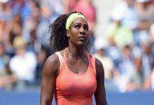 نجمة التنس الأمريكية سيرينا ويليامز تشارك في بطولة إيمليا رومانا بإيطاليا