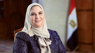 الدكتورة نيفين القباج وزيرة التضامن الاجتماعى