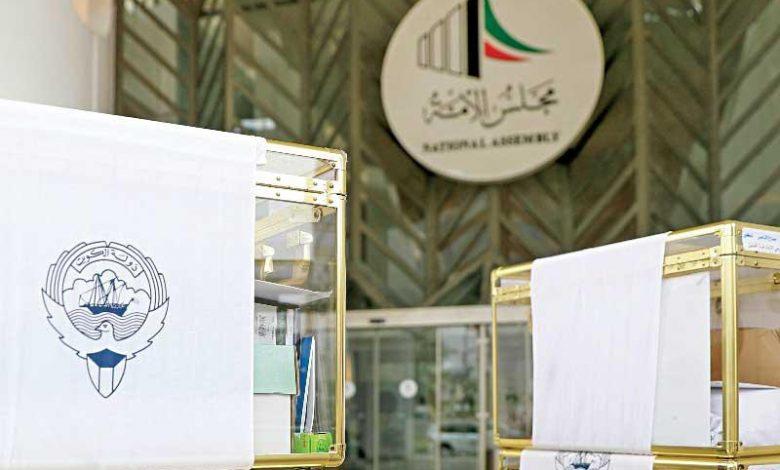 صناديق انتخابات مجلس 2020 في عهدة وزارة الداخلية