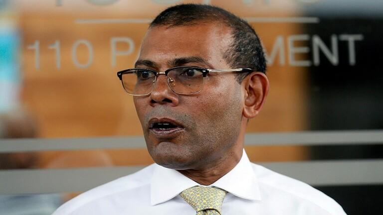 رئيس المالديف السابق في حالة حرجة بعد إصابته في انفجار