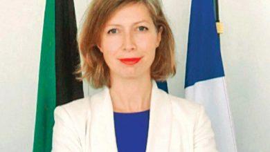 السفيرة الفرنسية للكويتيين: أشكركم على كرمكم