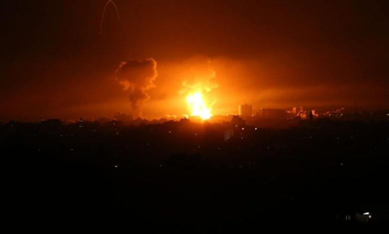 #عاجل إستمرار العدوان الإسرائيلي على غزة وعدد من الشهداء والجرحى يصلون إلى مستشفيات قطاع غزة
