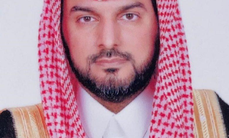 """""""عبدالله بن عياف"""" يشكر القيادة على ترقيتهإلىالمرتبة الـ14 بأمان"""