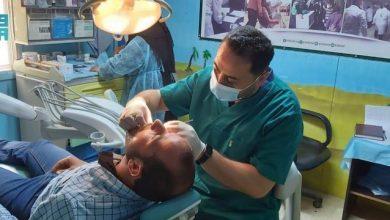 عيادات مركز الملك سلمان للإغاثة تواصل تقديم خدماتها الطبية في مخي
