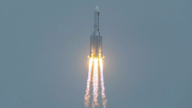 China Says 'Extremely Low' Risk of Damage on Earth from Rocket Re-Entry