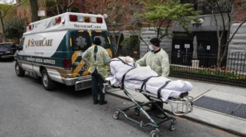 IHME: Dünya genelinde koronavirüs kaynaklı ölü sayısı resmi açıklamanın iki katı