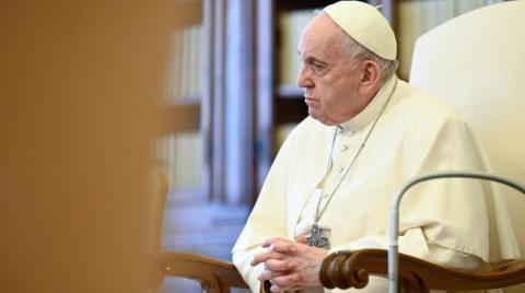 Papa Francis, Kovid-19'a karşı geliştirilen aşıların patent haklarının askıya alınması önerisini destekledi