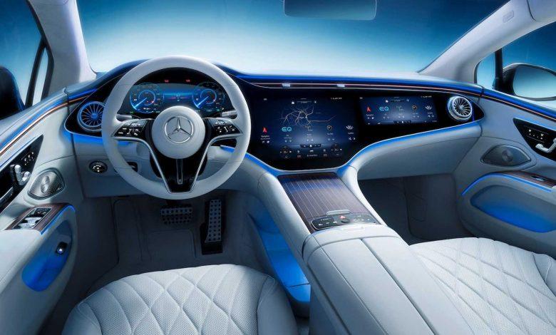 The Mercedes EQS .. أول سيارة كهربائية بالكامل من الفئة الفارهة!