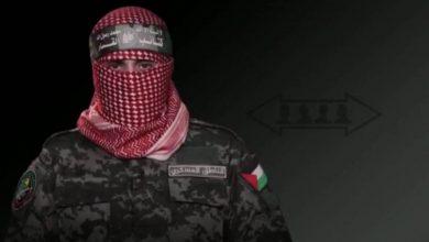 أبو عبيدة: المقاومة تتابع عن كثب ما يجري في القدس والأقصى