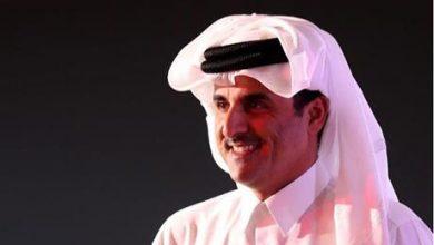 أمير قطر يبعث برقية تهنئة للرئيس الروسي