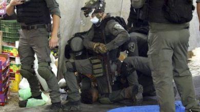 إصابات واعتقالات في مواجهات مع الاحتلال في باب العامود بالقدس