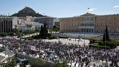 إضراب عمالي يعرقل حركة النقل في أثينا