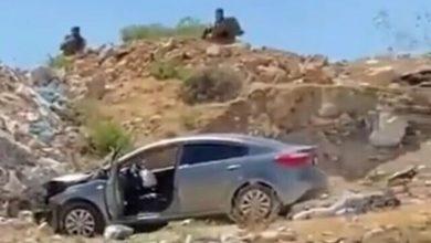 إطلاق النار على فلسطينية حاولت تنفيذ هجوم دهس وطعن في الضفة الغربية  الجيش الإسرائيلي