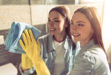استعمالات الخل في تنظيف المطبخ والحمام
