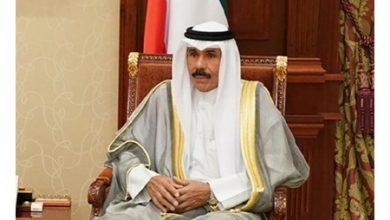 الأمير يتلقى برقية تعزية من ولي عهد البحرين بوفاة الشيخ منصور الأحمد
