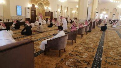 «الإسلامية» تعيد افتتاح 10 مساجد بعد تعقيمها بسبب إصابات بـ«كورونا» بين المصلين - أخبار السعودية