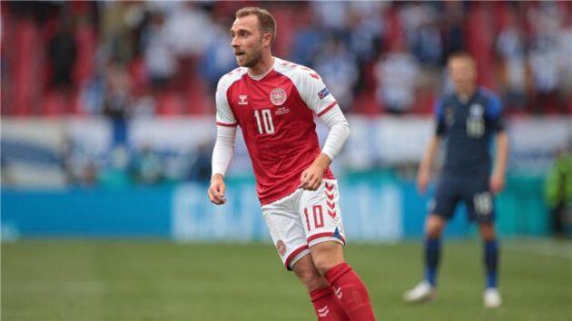 الاتحاد الدنماركي يكشف جديد حالة ايركسن