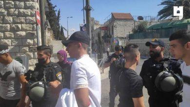 الاحتلال يحوَل القدس لثكنة عسكرية ويعتدي على الفلسطينيين
