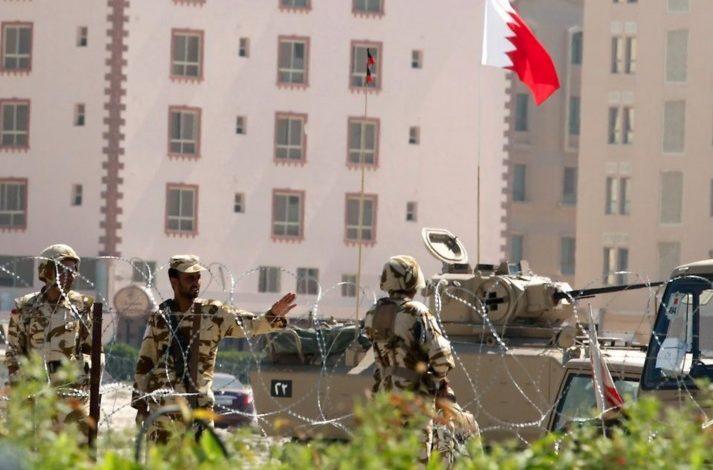 البحرين وبريطانيا يبحثان علاقات التعاون الثنائية بالمجال العسكري