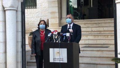 الحكومة تقرر الغاء الاتفاق مع الجانب الاسرائيلي حول تبادل اللقاح لعدم مطابقتها للمواصفات