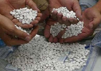 الداخلية: ضبط 15 ألف قرص «ترامادول» مخدر بحوزة عنصر إجرامي بمطروح