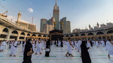 السعودية: قصر حج هذا العام على المواطنين والمقيمين داخل المملكة بإجمالي 60 ألف حاج