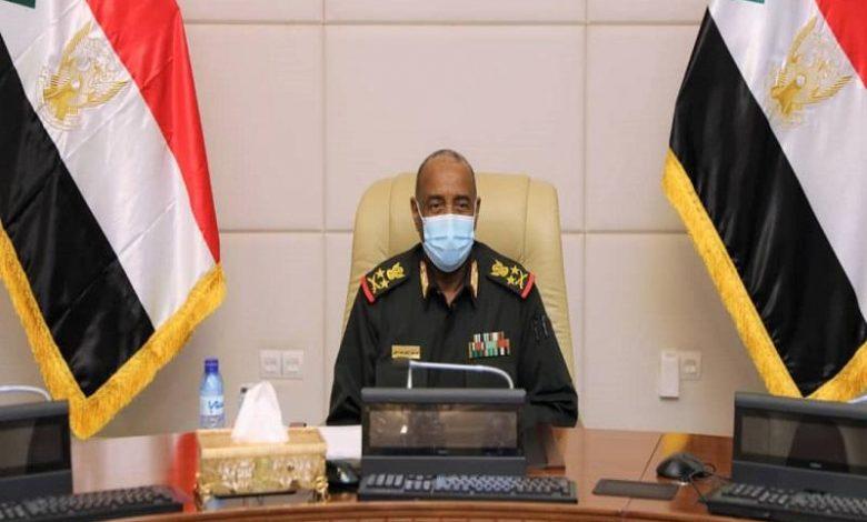 السودان : اجتماع لمجلس الأمن والدفاع برئاسة البرهان لبحث ازمة سد النهضة