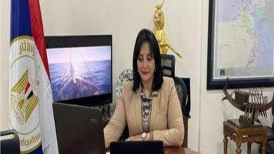 نائبة وزير السياحة والآثار  غادة شلبي