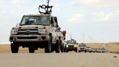 الطيران الليبي يقصف تجمعات إرهابية في الجنوب - أخبار السعودية