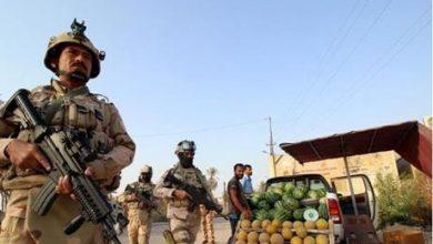 العراق : احباط عملية ارهابية كانت تستهدف احد الاسواق