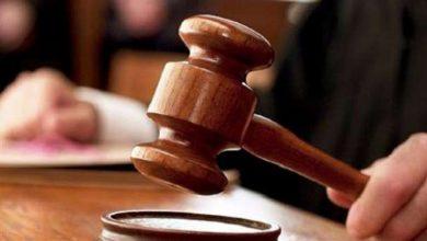 المؤبد لهاربين والسجن المشدد 10 سنوات لصياد لقتلهم أمين شرطة بالفيوم