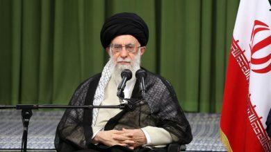 المرشد الإيراني: نريد أفعالاً على الأرض وليس وعوداً لإحياء الاتفاق النووي .