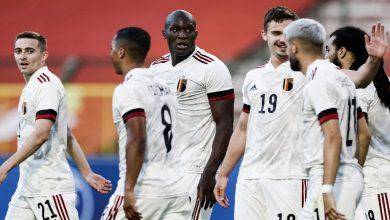 اليوم.. روسيا تواجه نجوم بلجيكا في «يورو 2020»