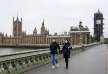 بريطانيا تتعرض لموجة ثالثة من جائحة كورونا