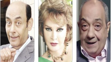 كمال رمزي - صفية العمري - أحمد بدير