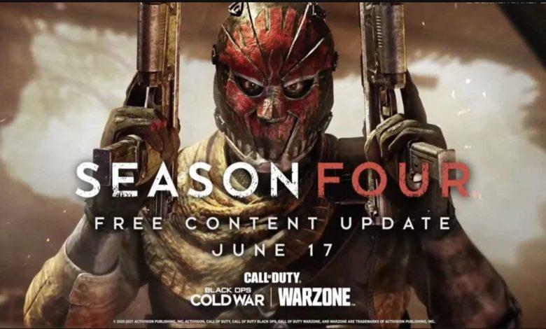 حدث SGF: شاهد عرض جيمبلاي الموسم الرابع من COD & Warzone.