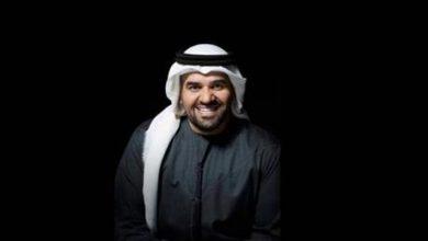 حسين الجسمي ينعى المخرج أحمد المهدي - صورة