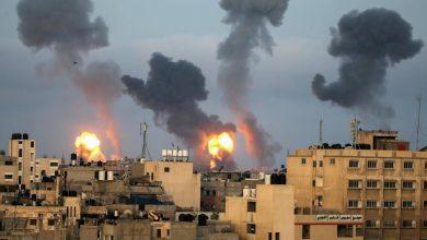 دروس مواجهة فلسطين الأخيرة .