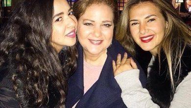 دنيا سمير غانم حالة ماما لا تسمح بإخبارها بوفاة بابا ودعائكم سبب صبرنا سيدتي