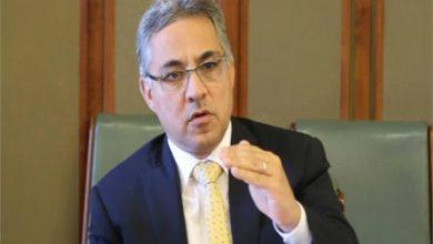 احمد السجينى رئيس لجنة الإدارة المحلية بمجلس النواب
