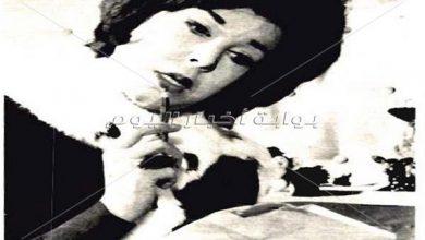 الفنانة الراحلة رجاء الجداوي - أرشيف أخبار اليوم