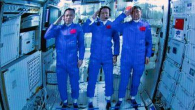 رحلة صينية إلى الفضاء في ظل توتر مع الغرب