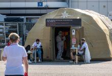 """روسيا تسجل 17594 إصابة جديدة بفيروس """"كورونا"""" و548 وفاة"""