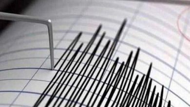 زلزال بقوة 5.8 درجة يضرب شرق إندونيسيا