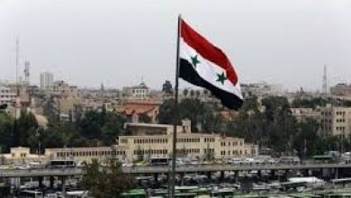 سوريا تعلن رفضها تصريحات وزير خارجية أمريكا حول الجولان المحتل .
