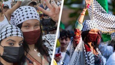 شكراً بيلا حديد.. لكن هؤلاء هم الذين جعلوا النضال الفلسطيني رائجاً! .
