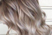 صبغ الشعر أشقر رمادي في المنزل بأحدث الألوان العصرية